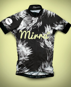 Golden Protea, Gold, Protea, Cycling Jersey, Kit, Gear, Cape Town, South Africa, Flower, Floral Jersey
